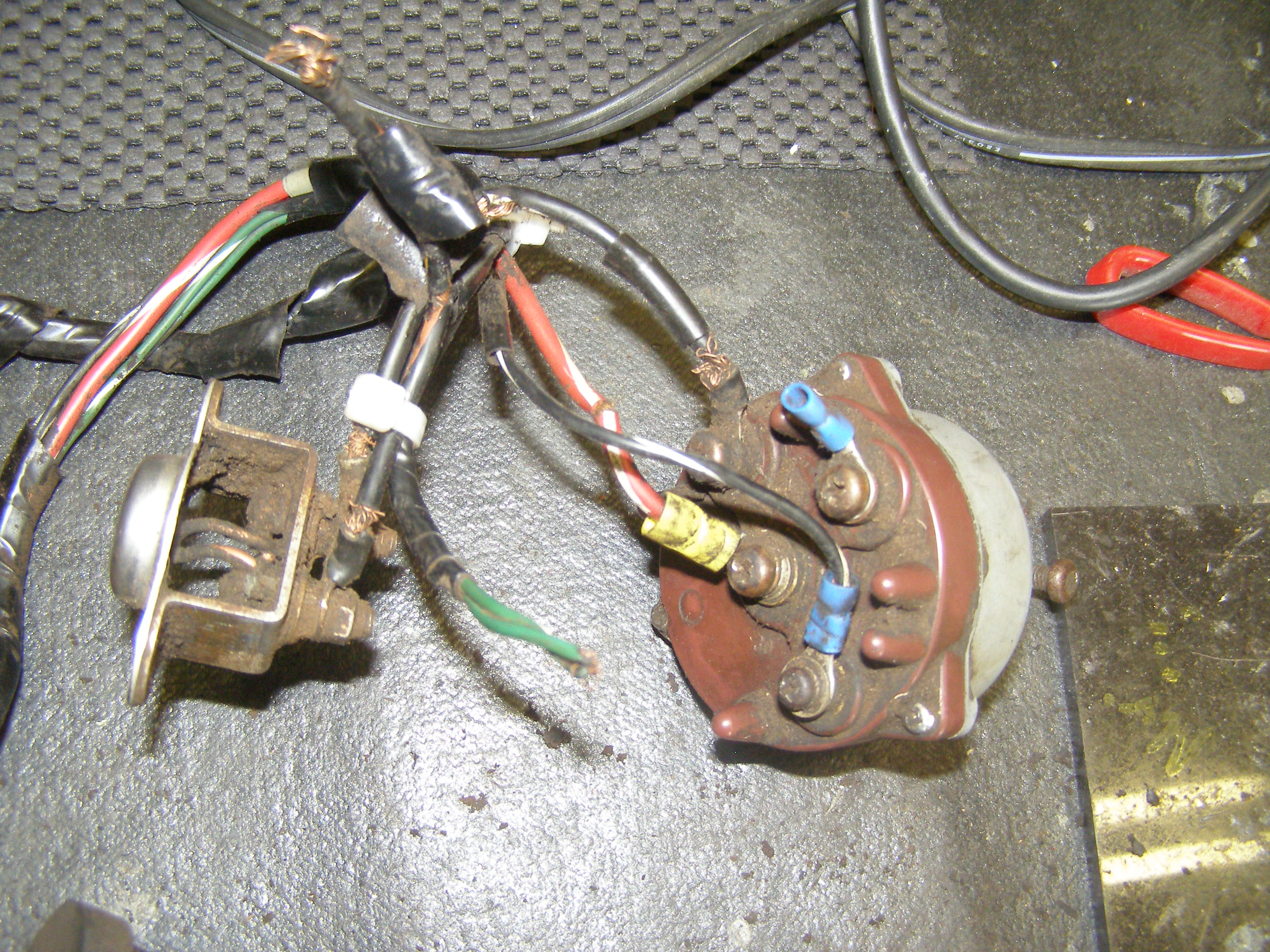 Wiring Harness Restoration  Repair  Rebuilding  Customizing